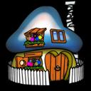 Smurf-House-Smurfette-128x128