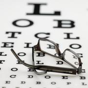 glasses-on-eye-chart