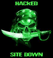 hacked-site