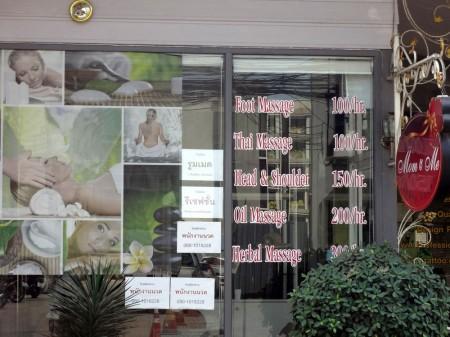 Стоимость массажа на сои Буокао в Паттайе 8