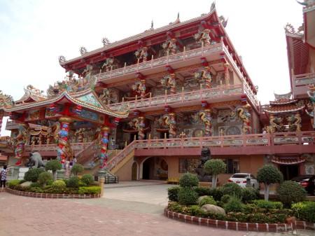 Китайский храм 2