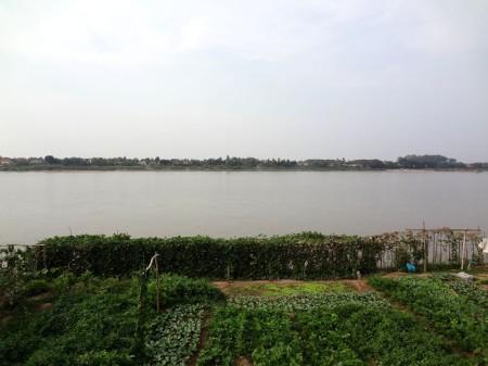 Меконг со стороны Таиланда