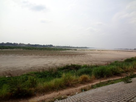 Меконг со стороны Вьентьяна