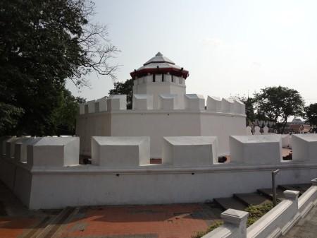 Форт Махакаан (Mahakan Fort)