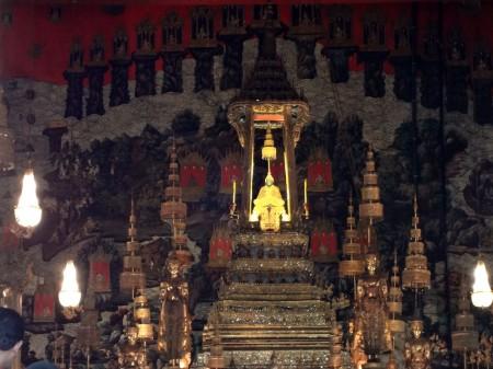 Изумрудный Будда в Ват Пракео