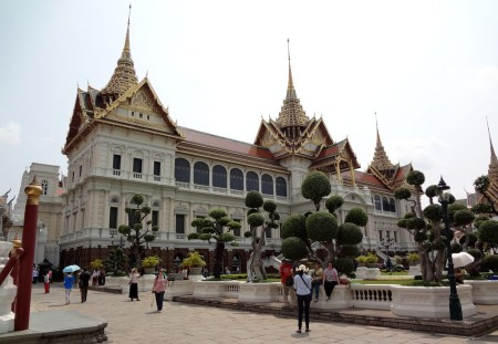 Королевкий дворец