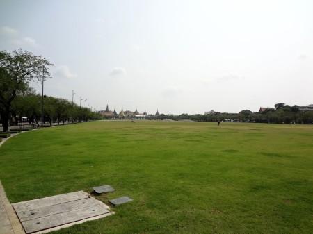 Площадь Санам Луанг