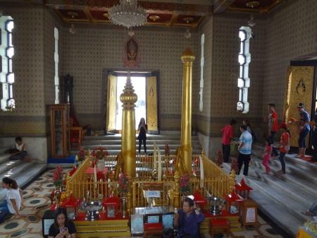 городская колонна или столб Лак Муанг