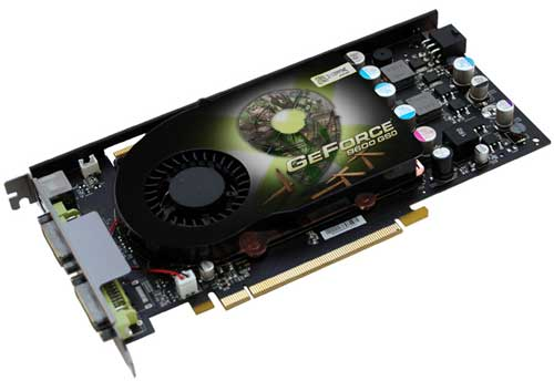 GeForce 9600 GSO